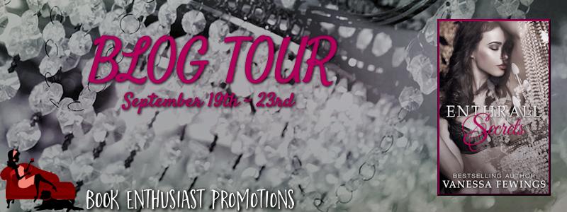 Enthralled Secrets Blog Tour