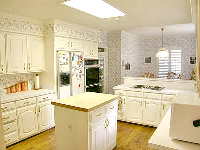 Home Interior Design And Interior Nuance: Modern kitchen makeovers