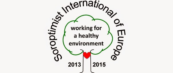 Soroptimists Go Green!