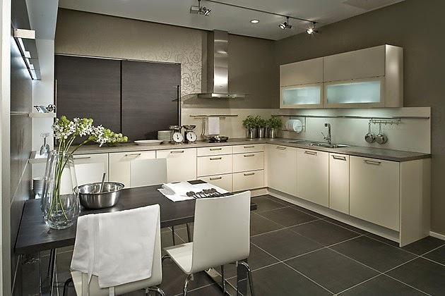 10 cocinas peque as en forma de u colores en casa - Cocinas en forma de u ...
