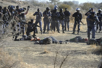 Marikana mine mayhem