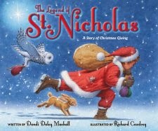 The Legend of St Nicholas cover