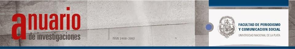 Anuario de Investigaciones