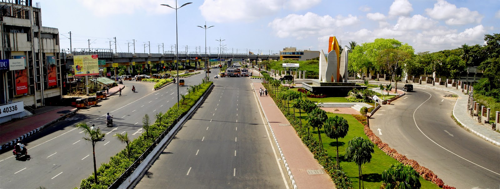 Projects of OMR, Chennai