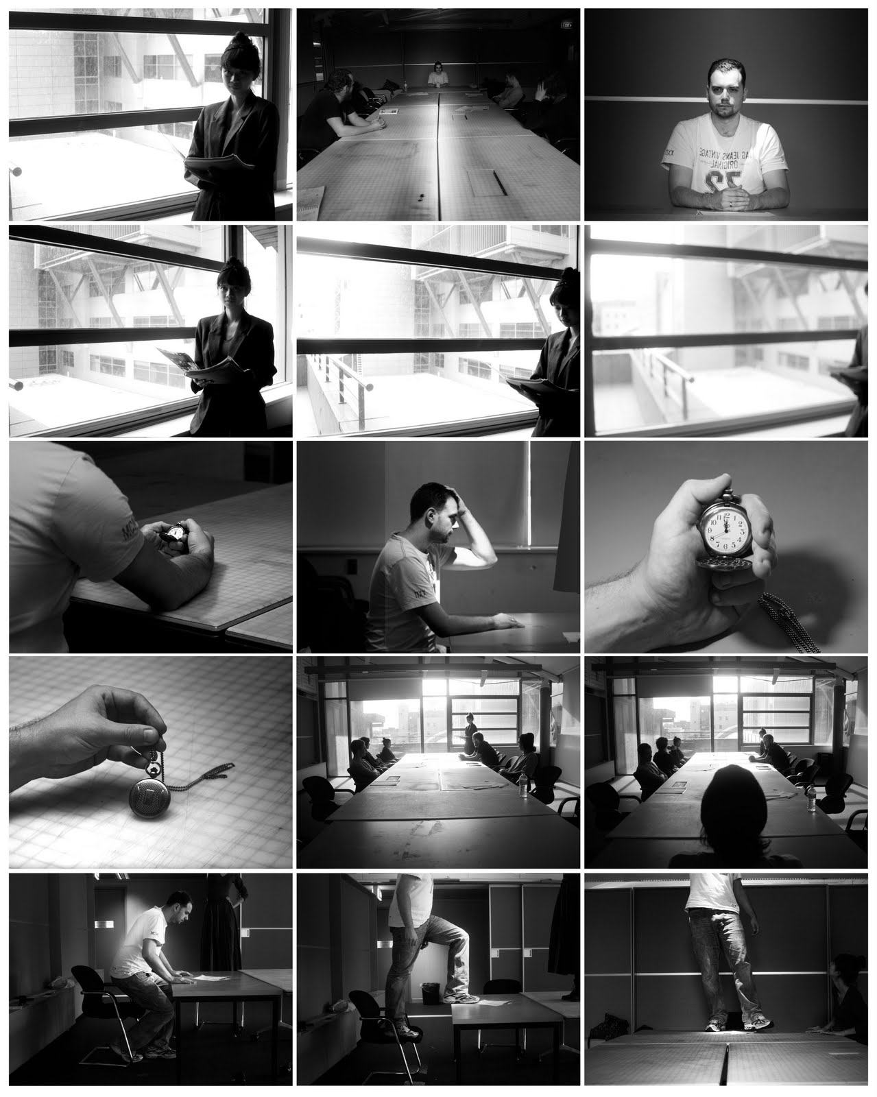 Photographic Storyboard