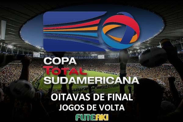 Veja o resumo das partidas de volta pelas oitavas de final da Copa Sul-Americana 2015, que definiram os classificados para a próxima fase da competição.