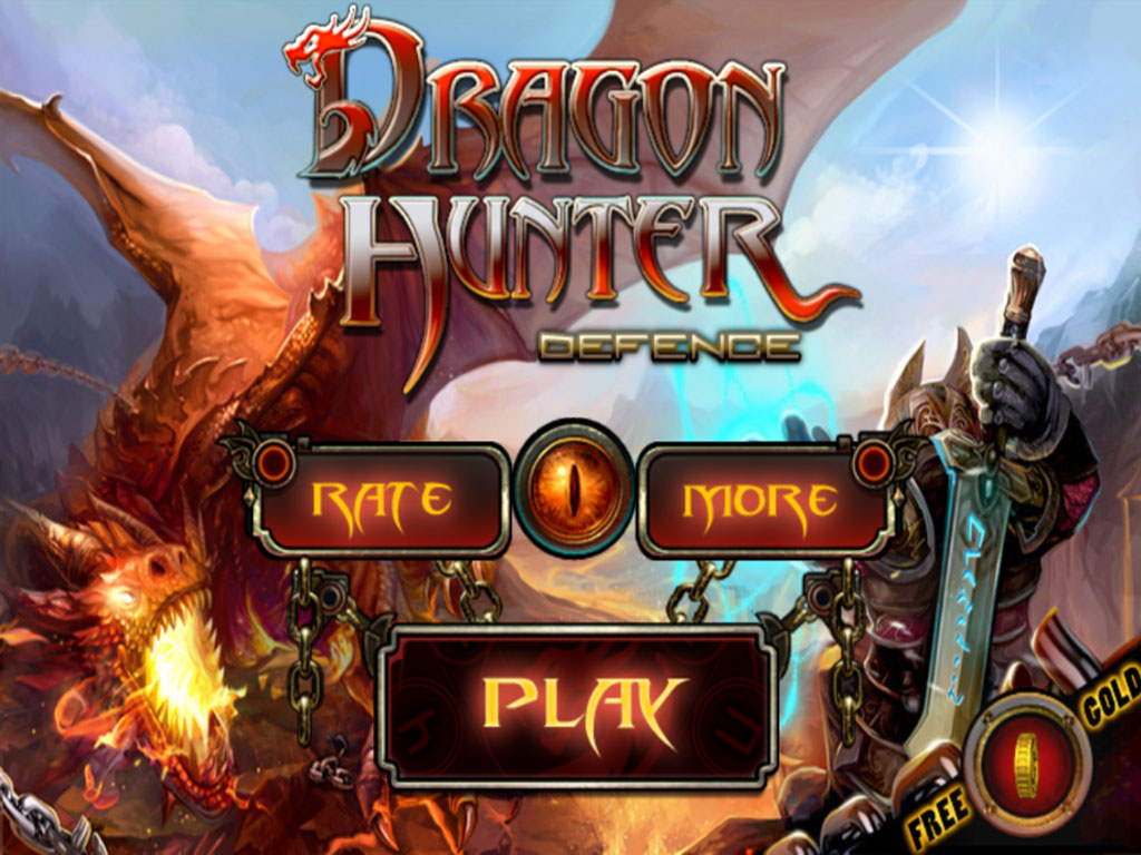 Application Name: Dragon Hunter:Defense