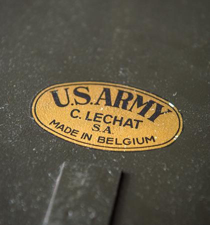 US MILITARY BOX