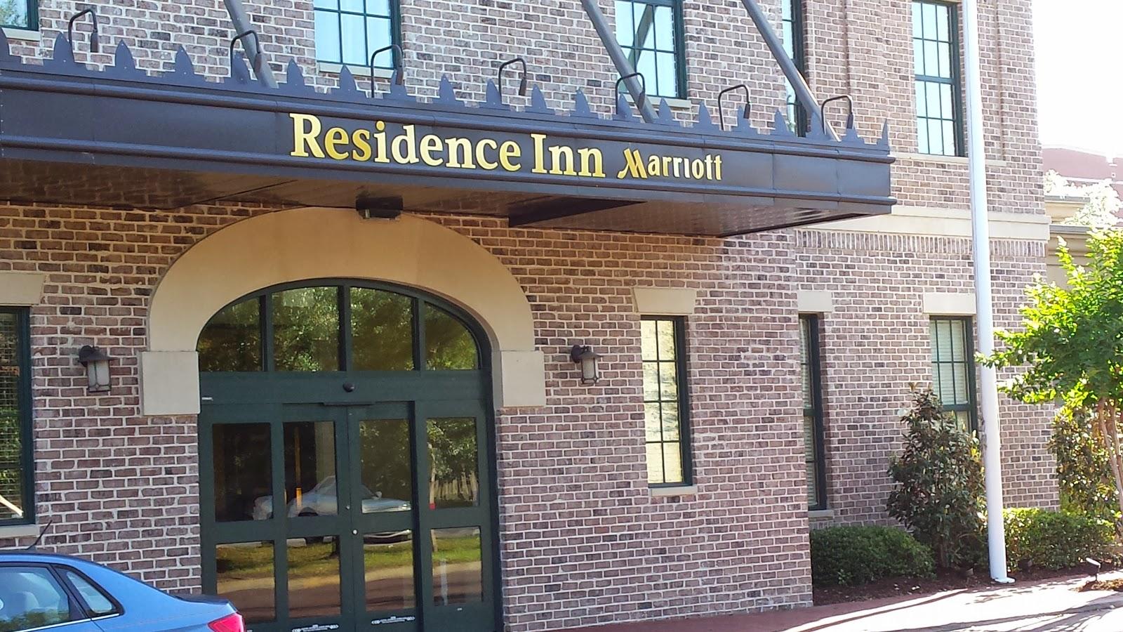 The Happitraveler Residence Inn Savannah Downtown Historic District