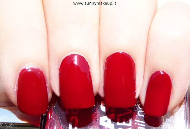Swatch P2 cosmetics - Color Victim Nail Polish.