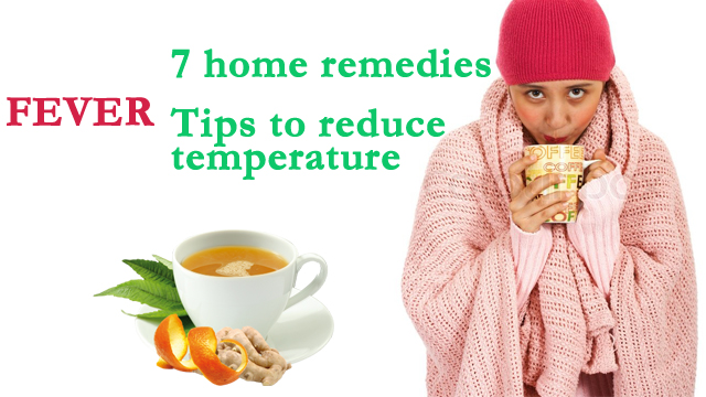 home remedies for fever herbal tea