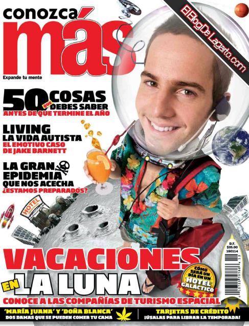 Conozca Más Diciembre 2013