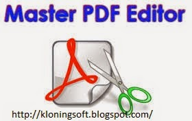 Download Master PDF Editor 2.1.9 Full with Keygen