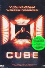 Watch Cube (1997) Megavideo Movie Online