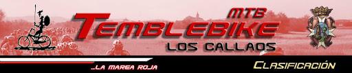 """C.D.E. Temblebike """"Los Callaos""""- CLASIFICACION"""