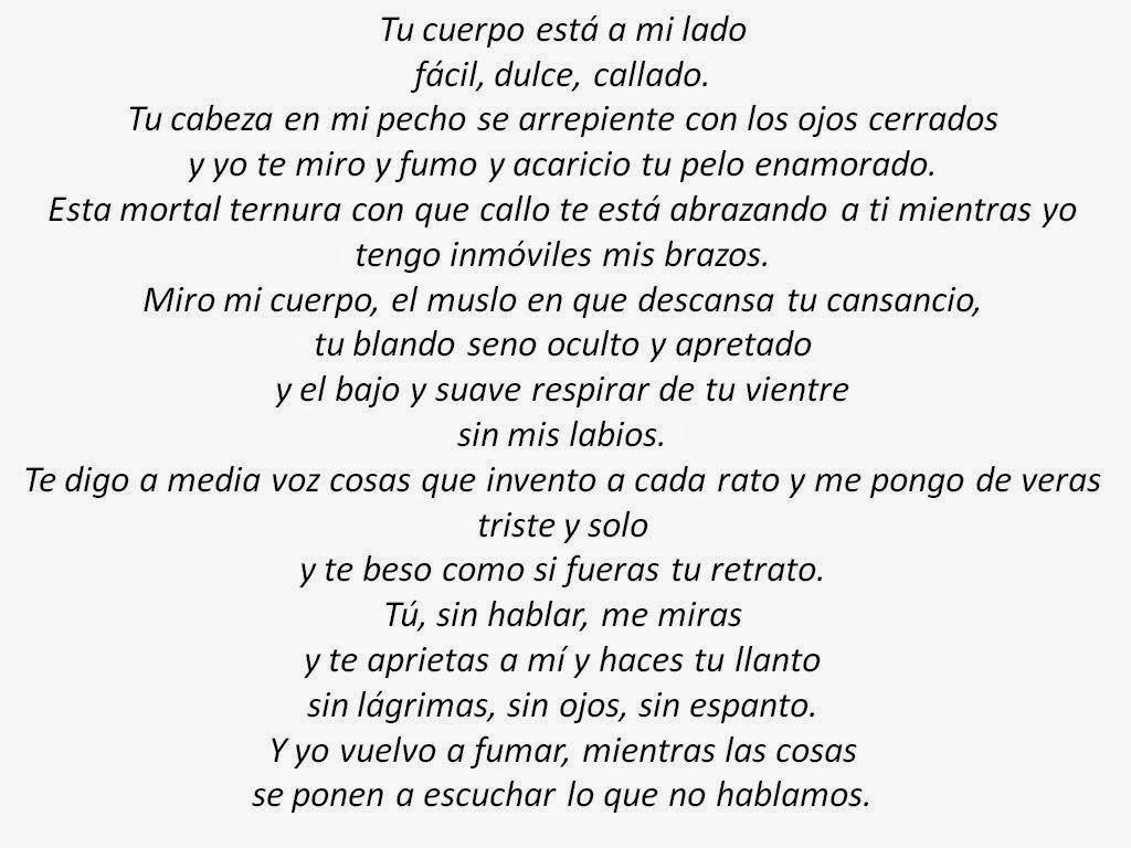 Poemas Cortos de Amor, parte 2