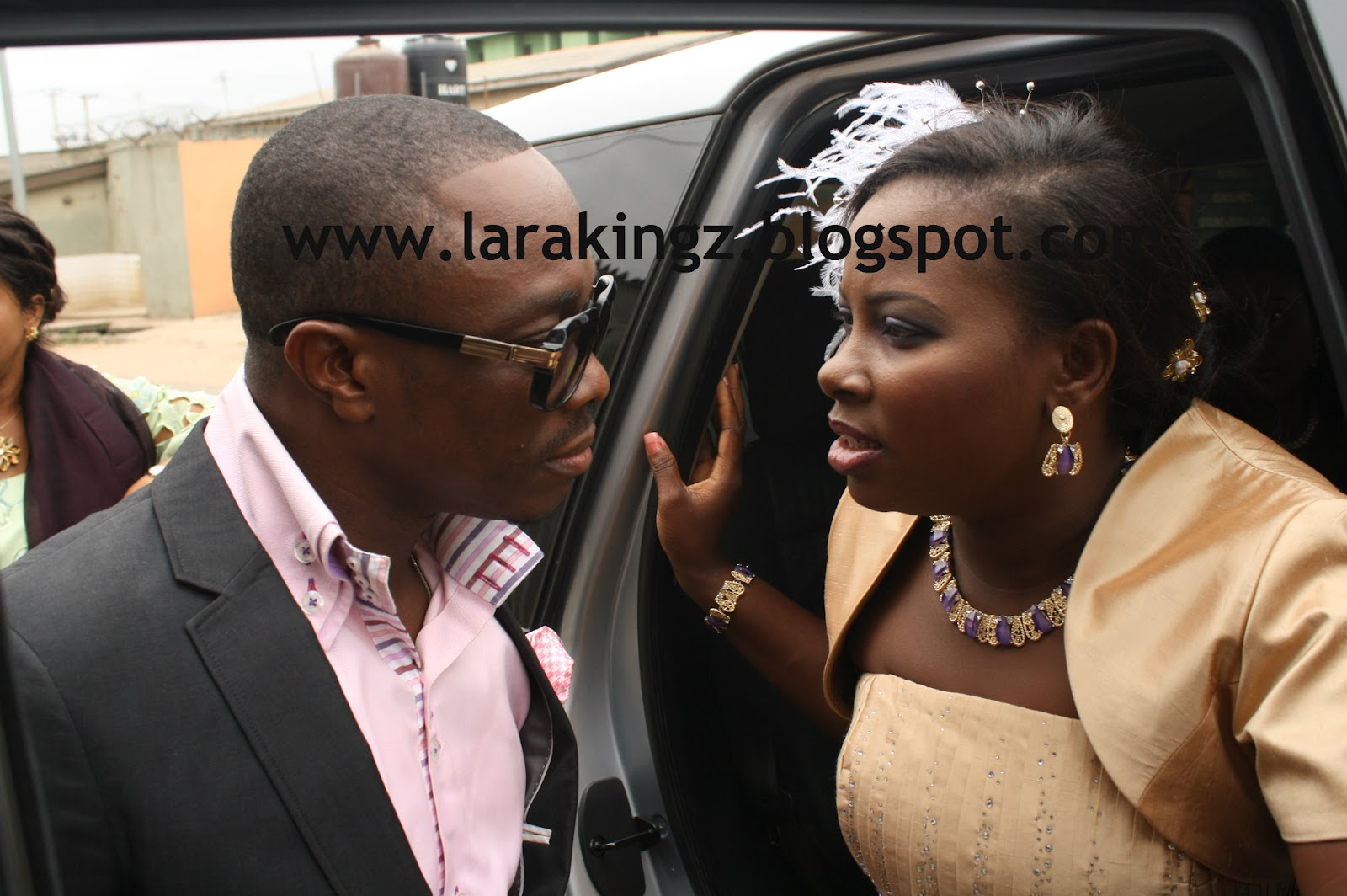Julius agwu wedding