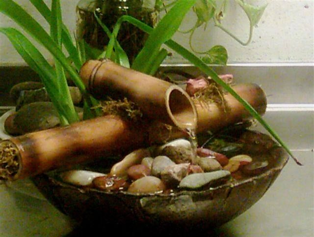 Elhoim leafar fuentes de agua en el feng shui - Donde colocar fuentes de agua segun feng shui ...