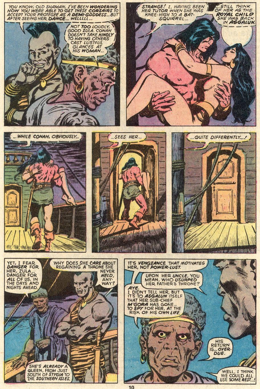 Conan the Barbarian (1970) Issue #91 #103 - English 7