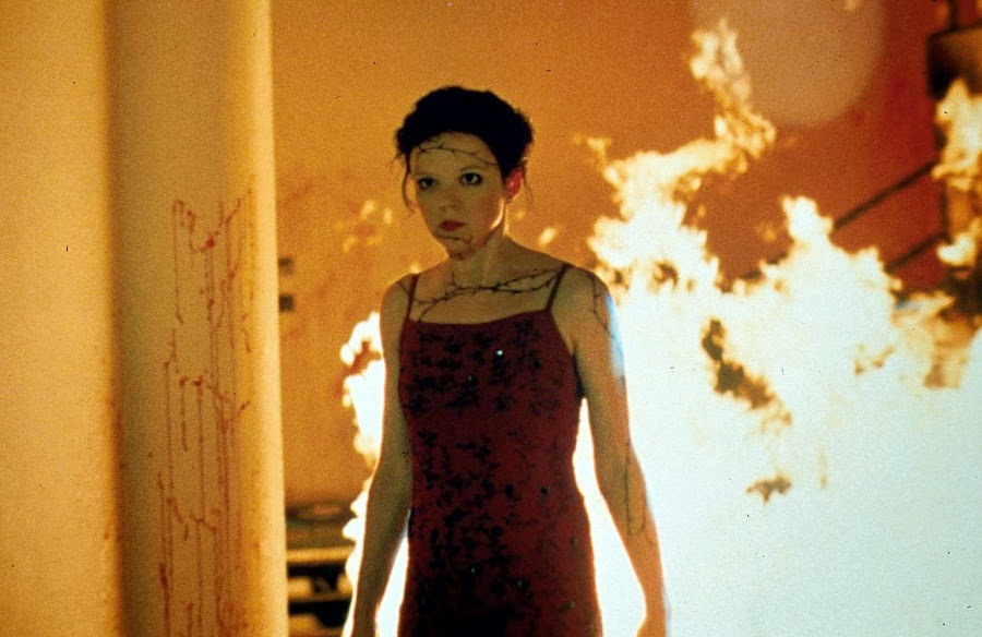Emily Bergl in The Rage: Carrie 2