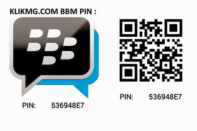 Penambahan 1 BBM Pin Lagi : 536948E7 Klikmg.com