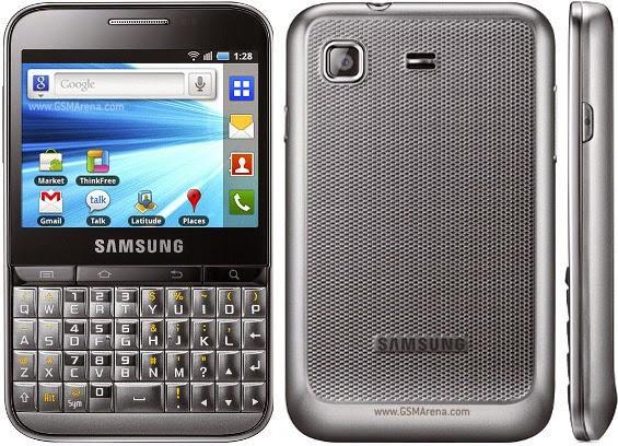 Samsung B7510 Galaxy Pro Firmwares