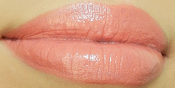 NYX Nude Peach Fuzz on my lips. Click to continue reading this post ?