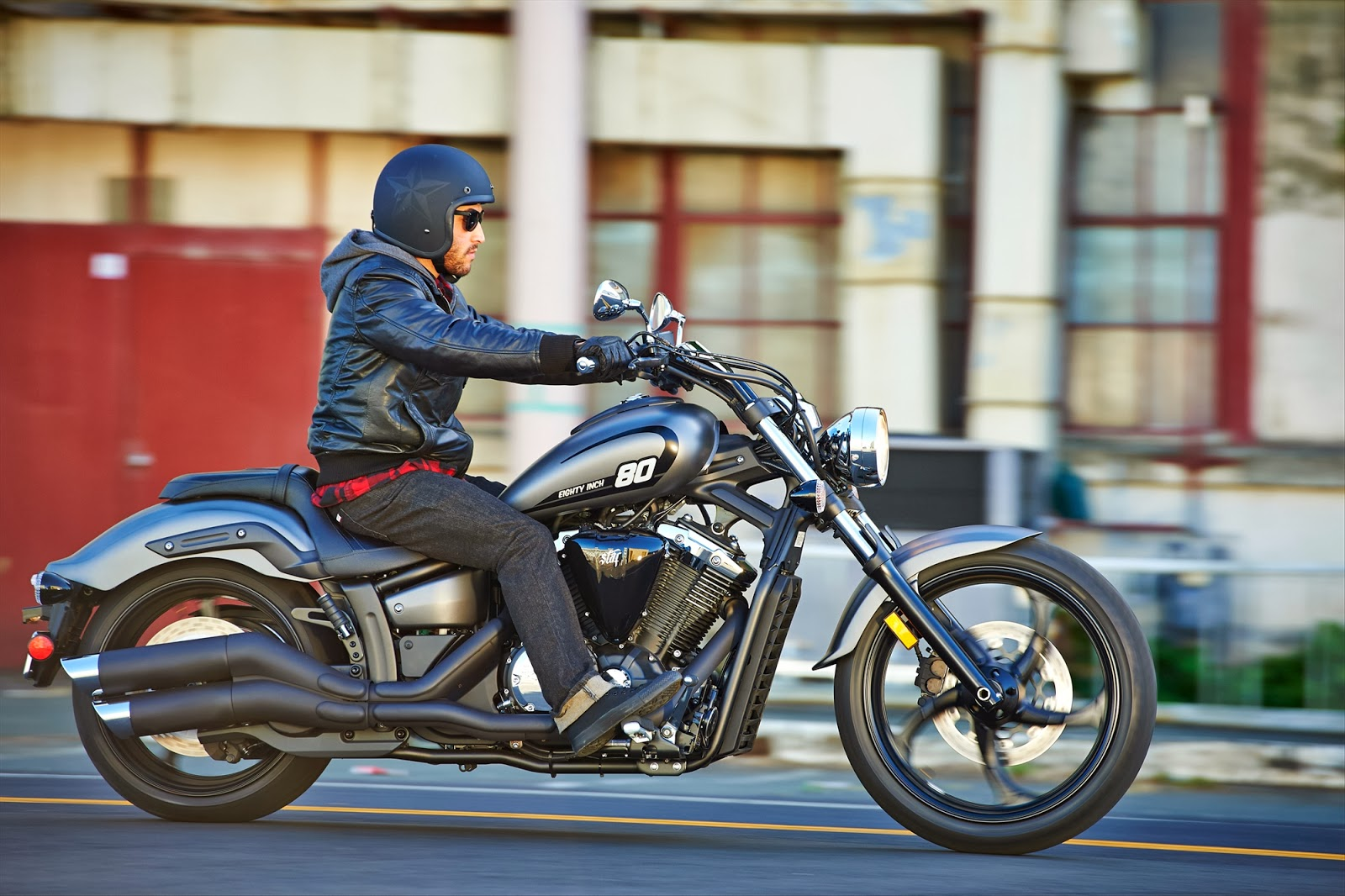 Motocicleta Yamaha Stryker 2014