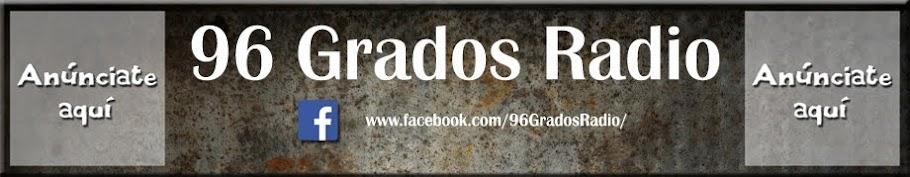 96º Radio - desinfectando tus sentidos