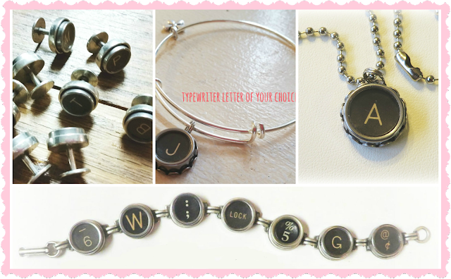 type key jewelry