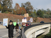 11.17.2011 Redding supports OWS & 99%