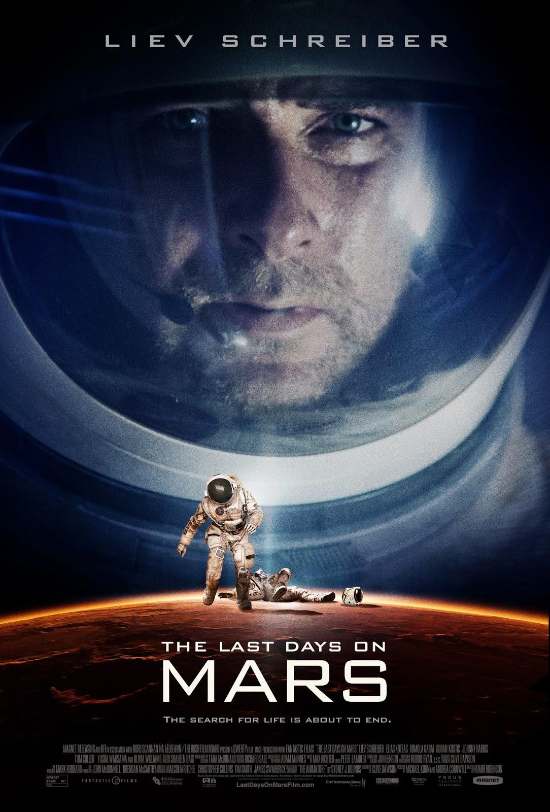Last Days on Mars (Los últimos días en Marte)