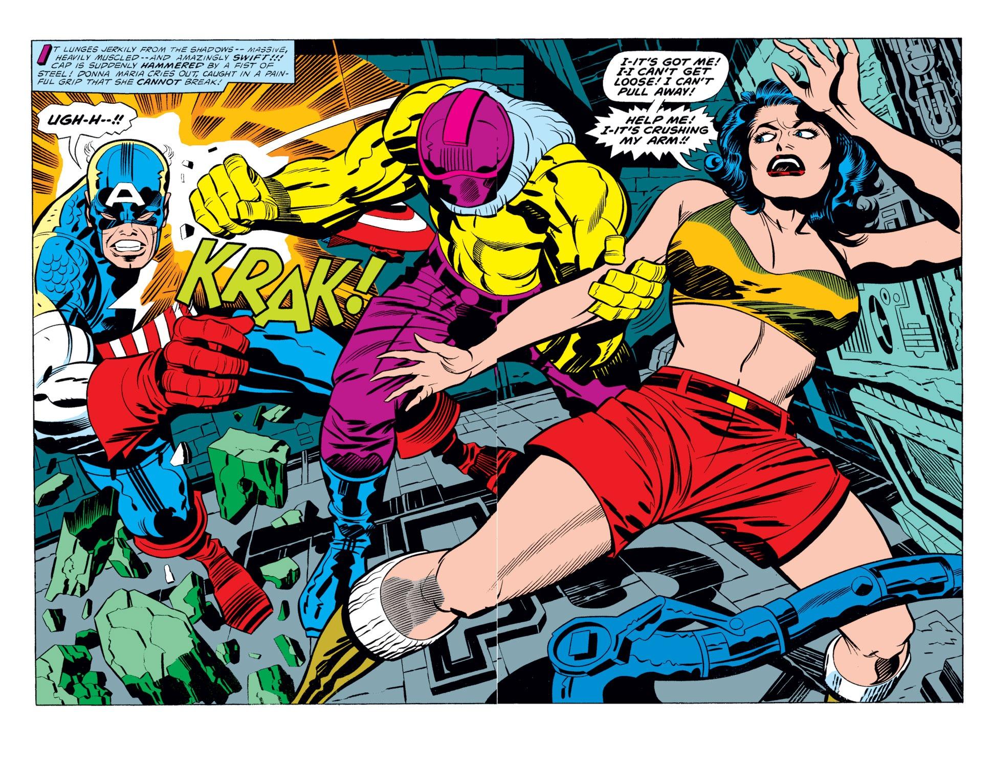 Captain America (1968) Issue #211 #125 - English 3