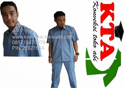 Bikin Seragam Kerja Murah di Jakarta Barat: Angke, Duri Selatan, Duri Utara, Jembatan Besi, Jembatan Lima, Kali Anyar, Krendang, Pekojan, Roa Malaka, Tambora, Tanah Sereal