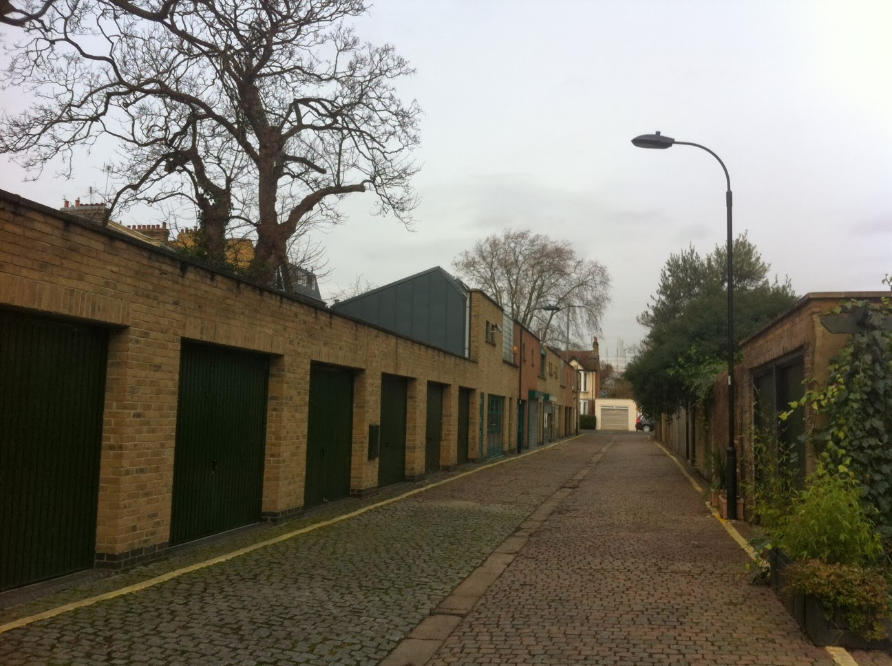 Astrop Mews, Hammersmith, London W6