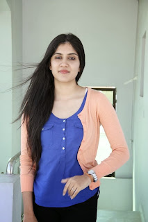 Actress Dhanya Balakrishna Latest Picture Gallery in Black Tight Jeans  0045.jpg