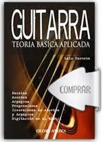 Guitarra, Teoría básica aplicada.