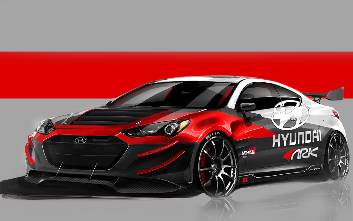 hyundai genesis coupe - photo #11