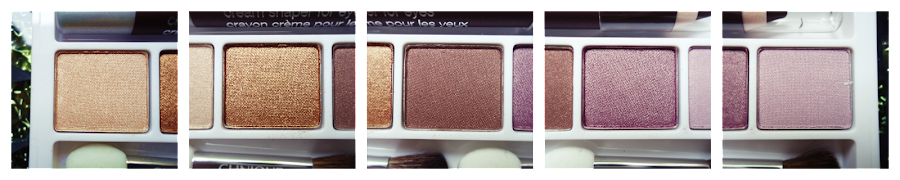 Clinique Color Surge Eye Shadow Palette