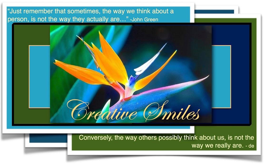 Creative Smiles - my little world