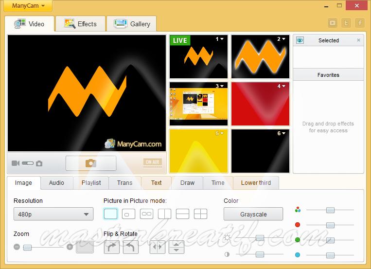 manycam enterprise download