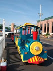 Polar Express Train Ride on the Boardwalk $3.00