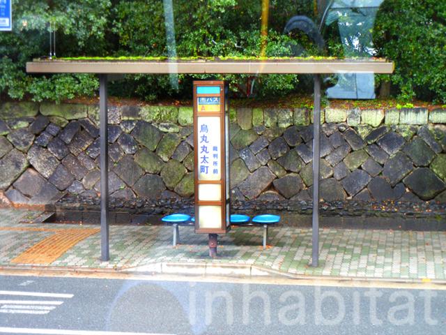 Pontos de ônibus com telhado ecológico