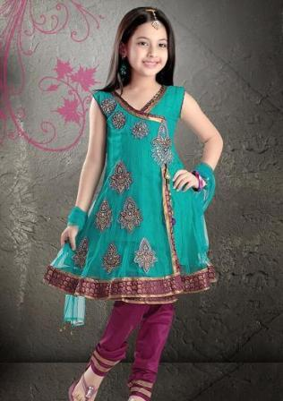 Kids-Anarkali-Dresses