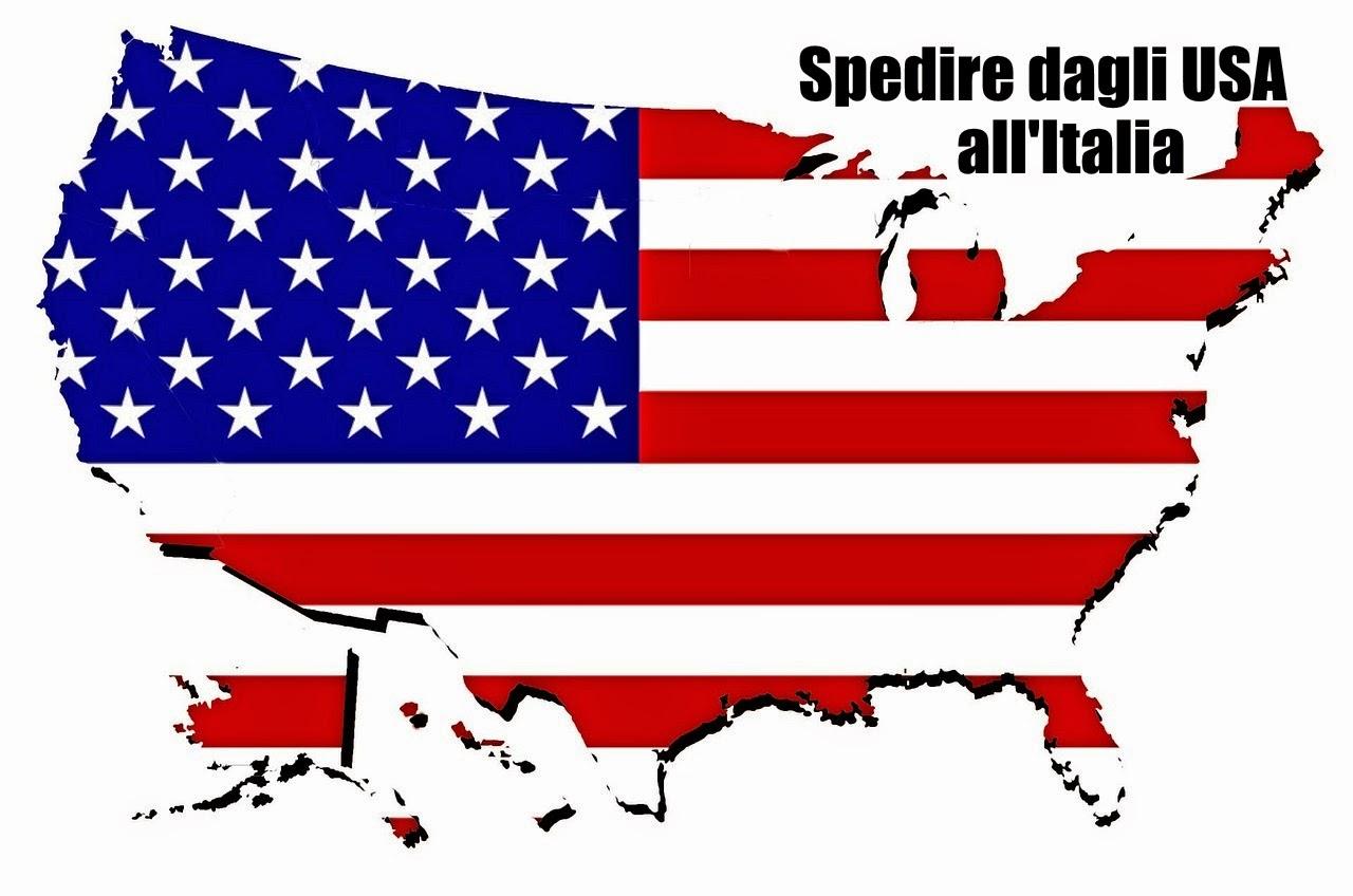 Spedizioni dagli USA a confronto