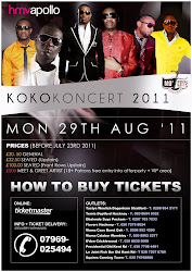 KOKOKONCERT :: Monday August 29 :: 2011