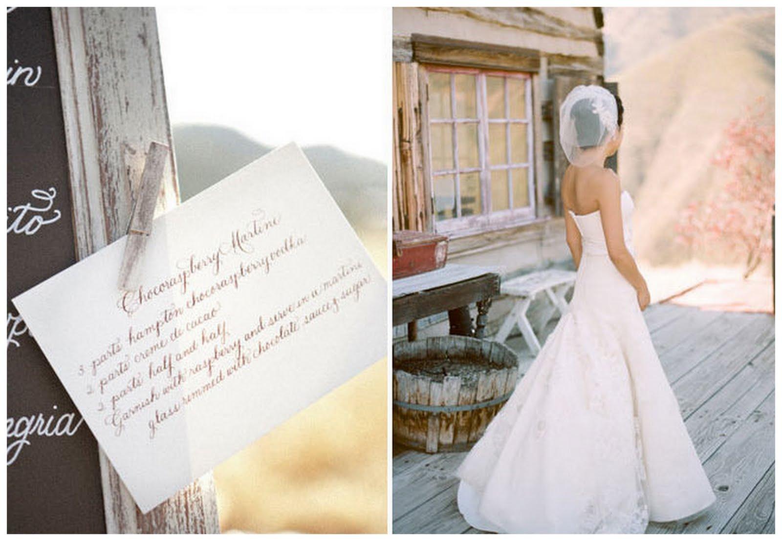Post process wedding