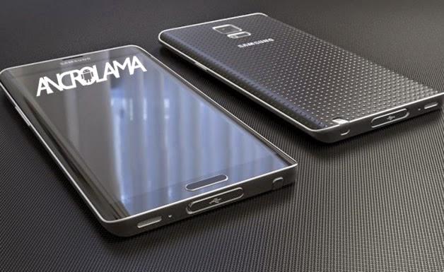 Samsung Galaxy Note 4 Ekran Detayları
