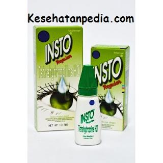 Kengunaan lain dari Insto obat tetes mata