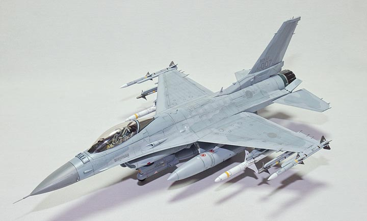 KF-16 ROKAF Fighter Jet Program